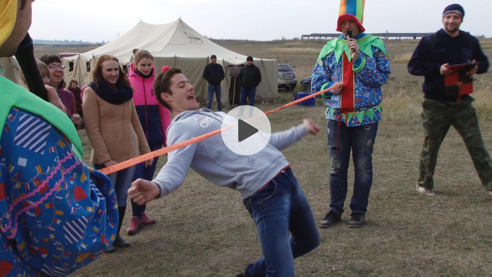 Видеосъемка юбилея