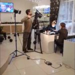 Видеосъёмка в салоне красоты