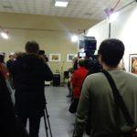 Видеосъёмка в галерее